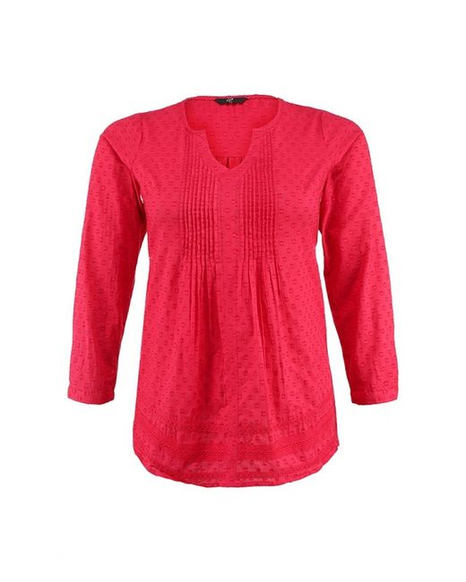 Evans | Женская Розовая Блуза
