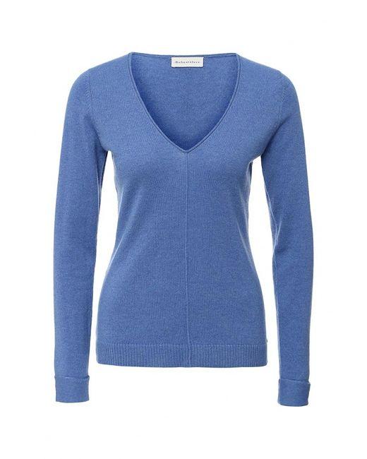 Delicate Love | Женский Голубой Пуловер