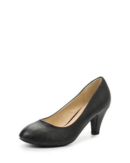 Malien | Женские Чёрные Туфли