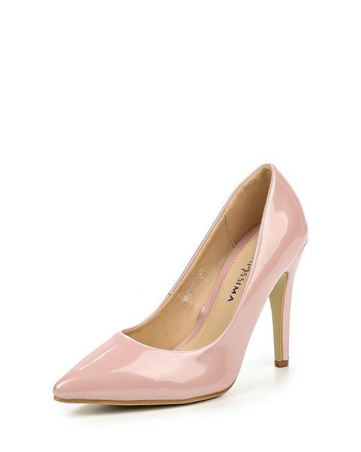 Guapissima | Женские Розовые Туфли