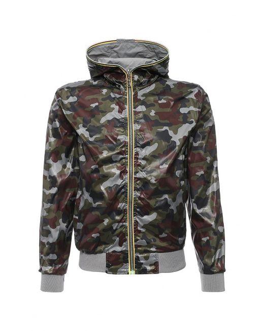 Occhibelli   Мужская Многоцветная Куртка