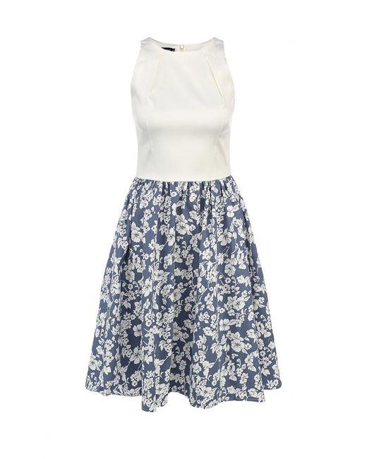 Xarizmas | Женское Синее Платье