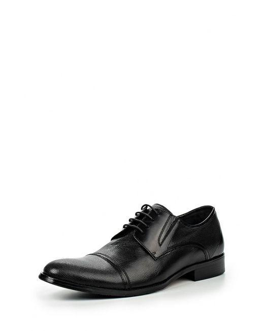 Provocante | Мужские Чёрные Туфли