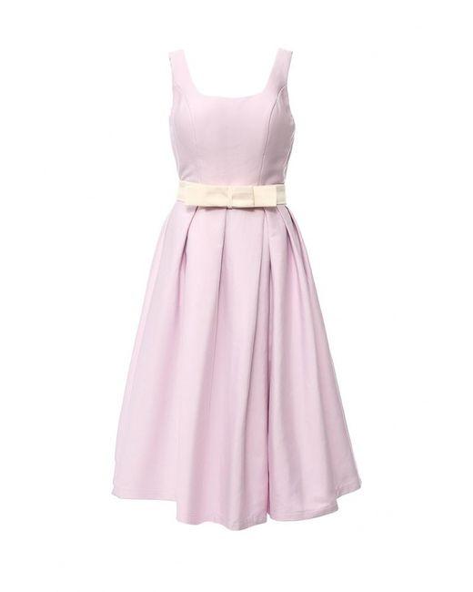 Chi Chi London   Женское Розовое Платье