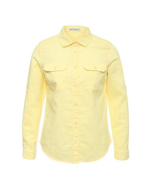 Sela   Женская Жёлтая Рубашка