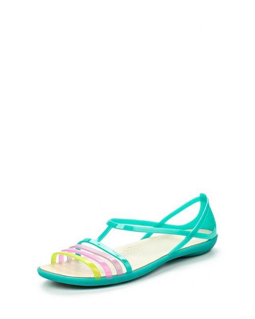 Crocs | Женские Многоцветные Сандалии