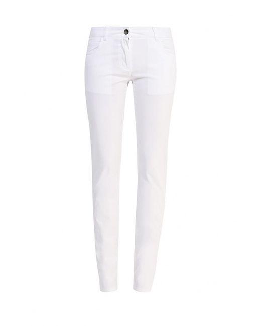 Sisley | Женские Белые Джинсы