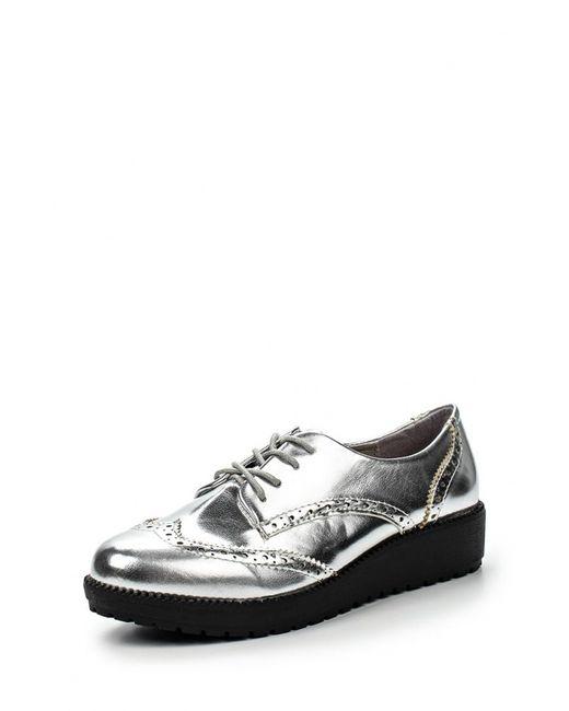 Buonarotti | Женские Серебряные Ботинки