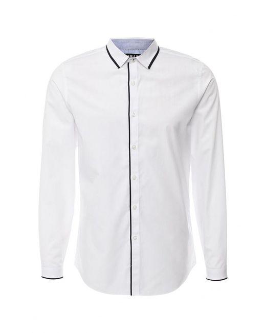 Topman | Мужская Белая Рубашка