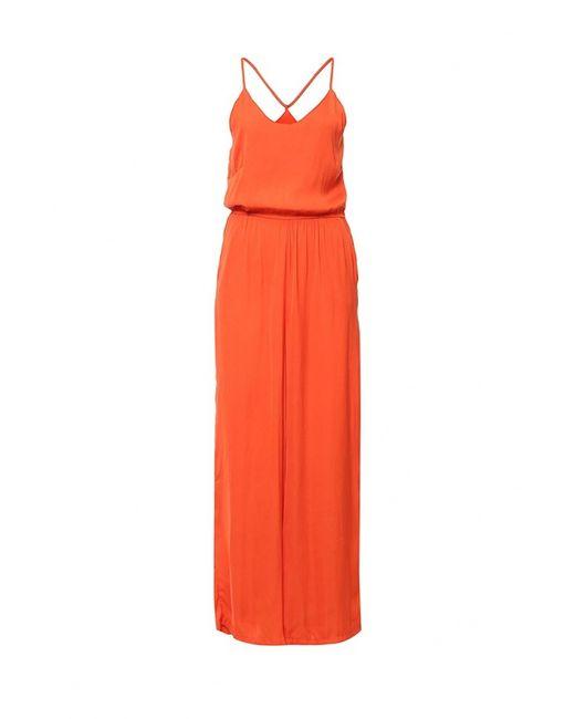 Vero Moda | Женский Оранжевый Комбинезон