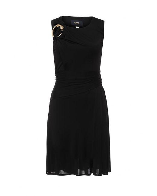 Class Roberto Cavalli | Женское Чёрное Платье