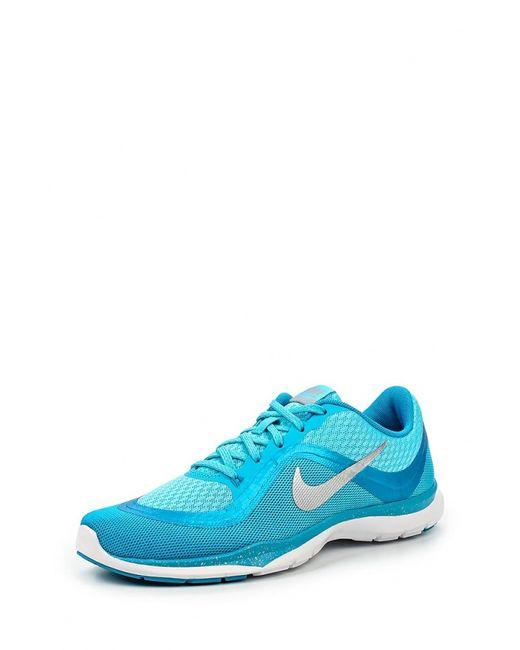Nike   Женские Бирюзовые Кроссовки