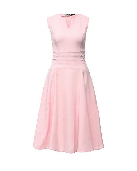 Love & Light | Женское Розовое Платье