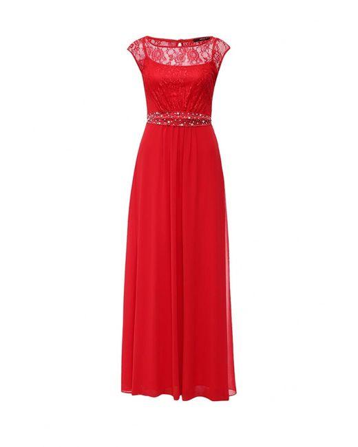 Piena | Женское Красное Платье