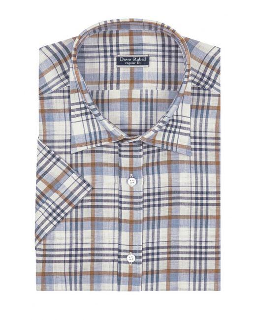 Dave Raball | Мужская Многоцветная Рубашка