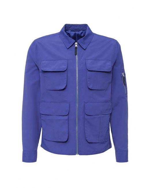 River Island | Мужская Синяя Куртка