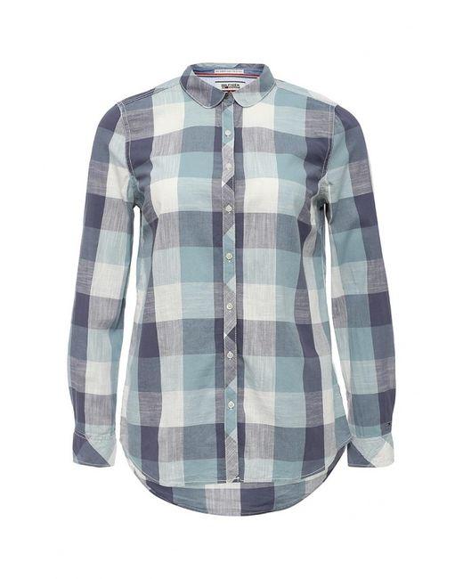 Tommy Hilfiger Denim | Женская Многоцветная Рубашка