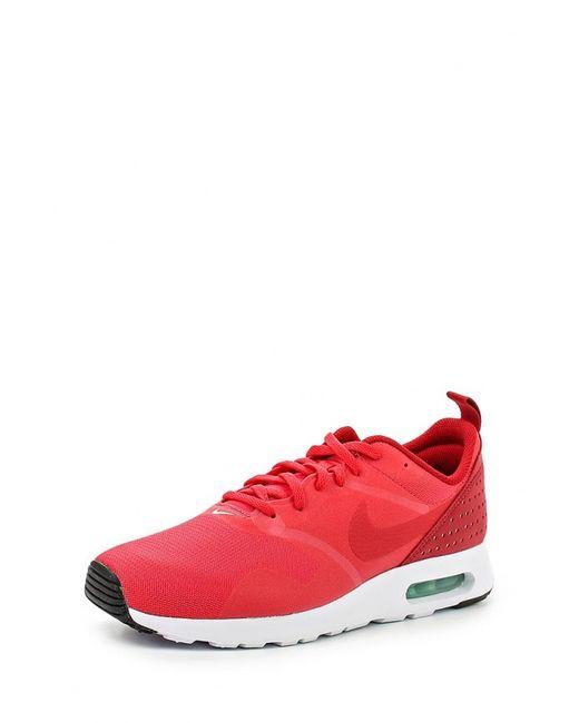 Nike   Мужские Красные Кроссовки