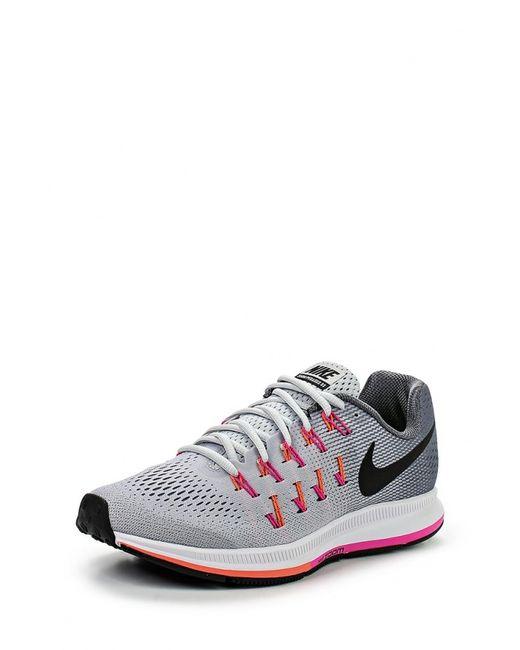 Nike | Женские Серые Кроссовки