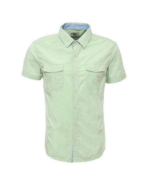 Forex | Мужская Зелёная Рубашка