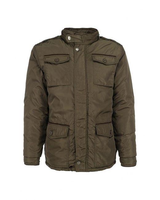 Losan | Мужская Хаки Куртка Утепленная