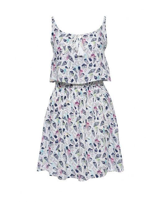 ТВОЕ | Женское Белое Платье