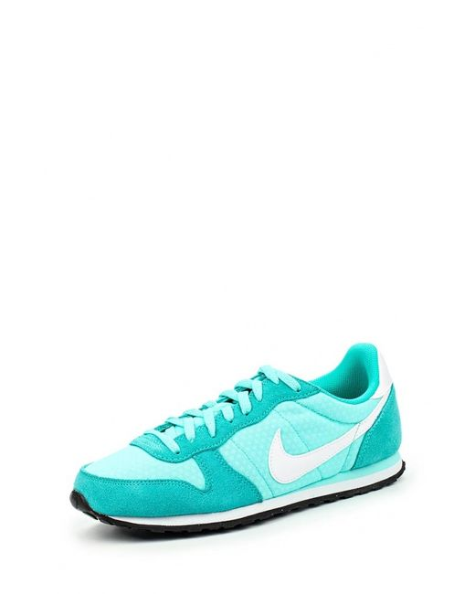 Nike | Женские Бирюзовые Кроссовки