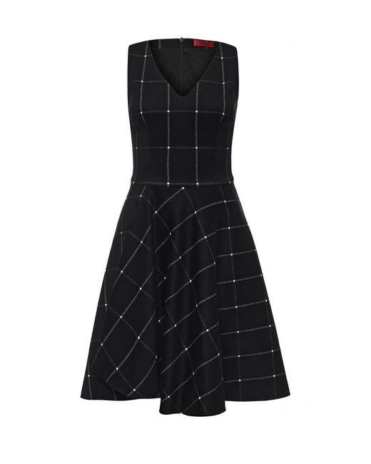 Hugo | Женское Чёрное Платье