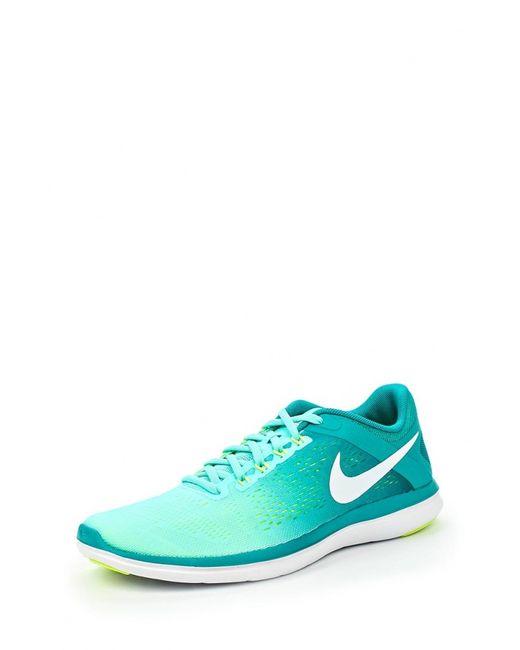 Nike   Женские Зелёные Кроссовки