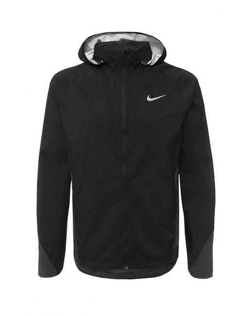 Nike | Мужская Чёрная Куртка