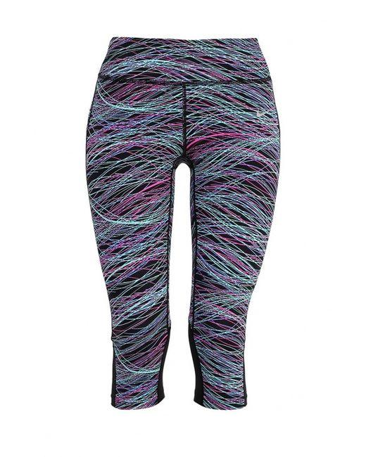 Nike   Женское Многоцветное Капри