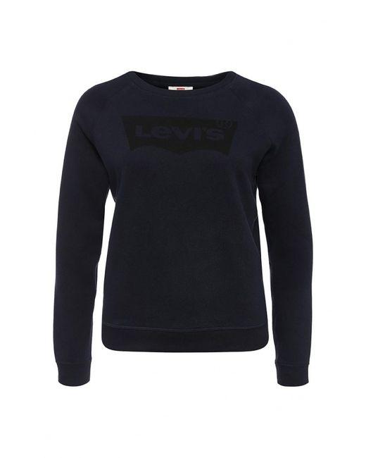 Levi's®   Женские Синие Свитшот