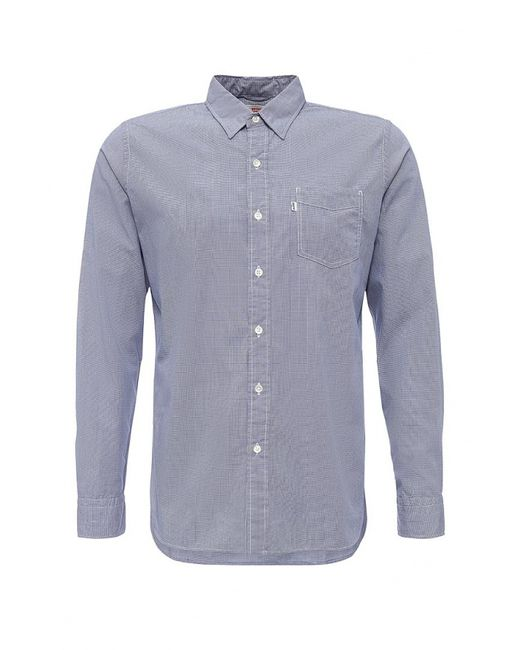 Levi's® | Мужская Голуба Рубашка