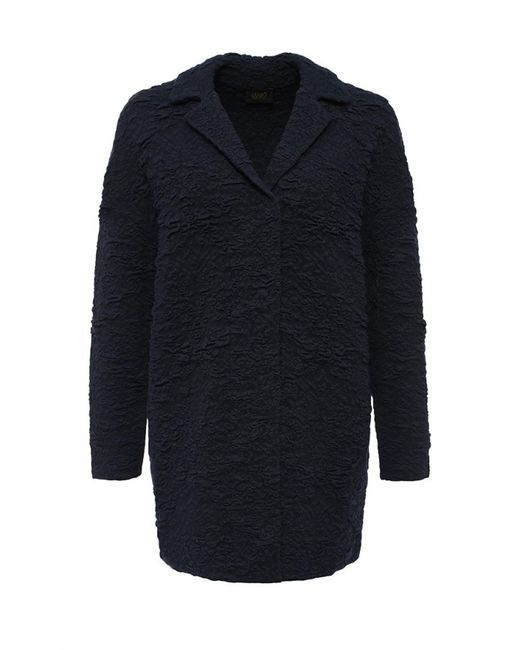 Liu •Jo | Женское Синее Пальто Liu Jo