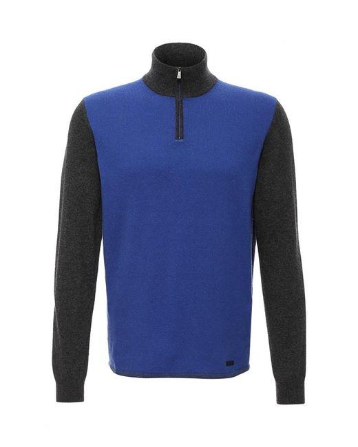 Trussardi Jeans | Мужское Синее Поло