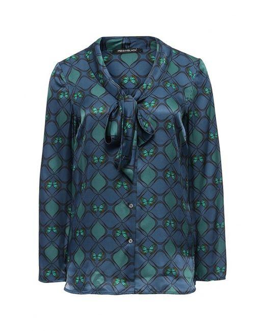 Pennyblack | Женская Синяя Блуза