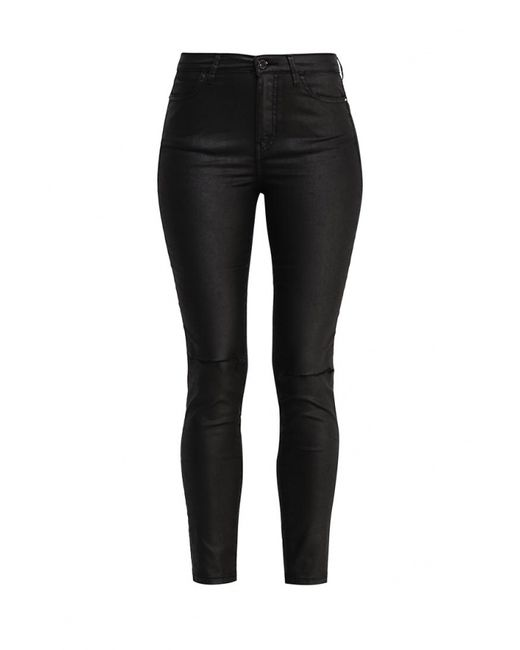 Guess | Женские Чёрные Джинсы Jeans