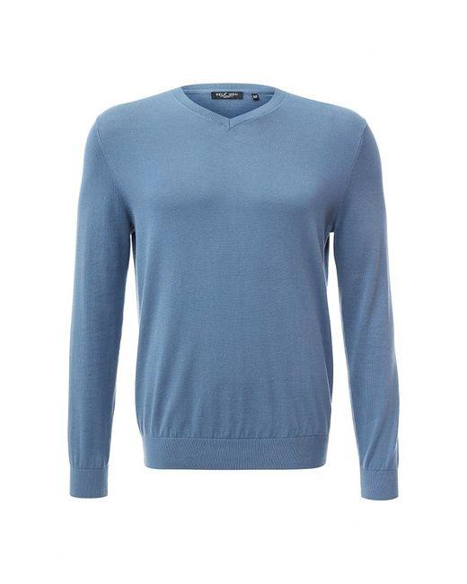 Sela | Мужской Синий Пуловер