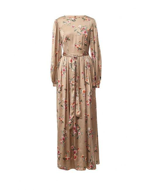 Vittoria Vicci | Женское Бежевое Платье
