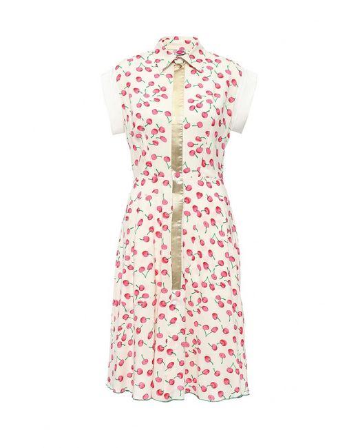 Bodra | Женское Многоцветное Платье