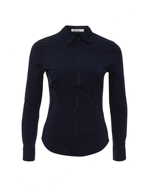 Pinkline | Женская Синяя Рубашка