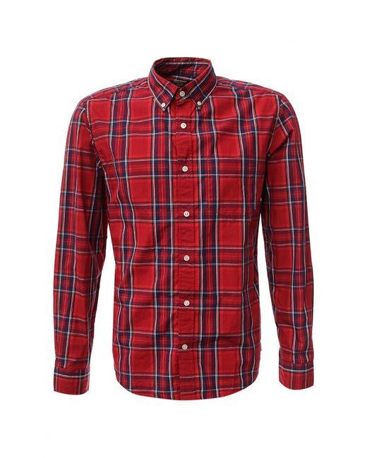 Gap   Мужская Красная Рубашка