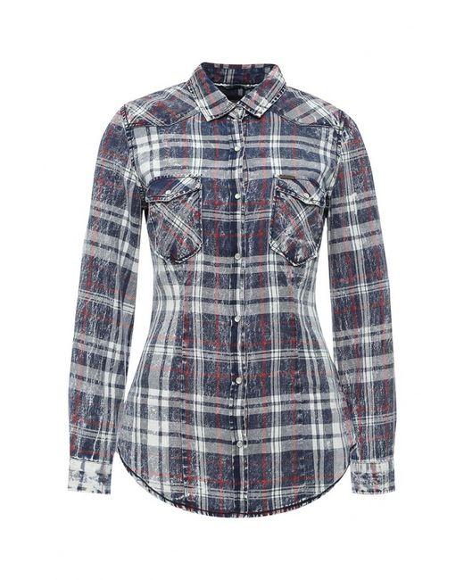 Alcott | Женская Синяя Рубашка