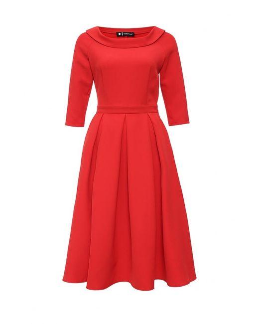Xarizmas | Женское Красное Платье