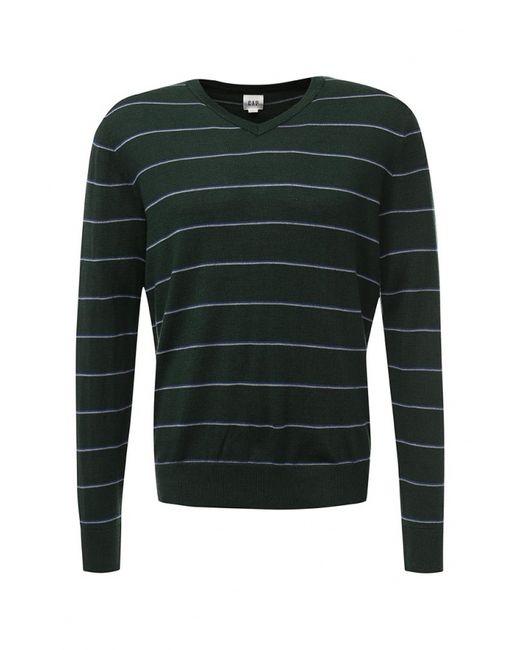 Gap   Мужской Зелёный Пуловер