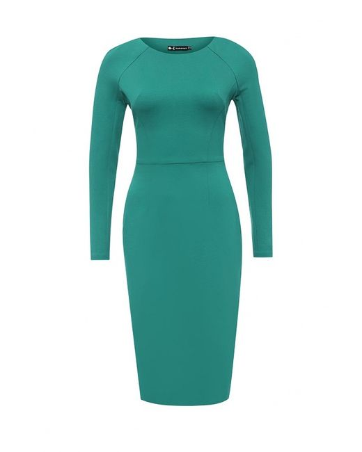 Xarizmas | Женское Зелёное Платье