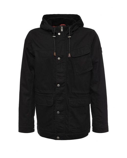 O`Neill | Мужская Чёрная Куртка Утепленная