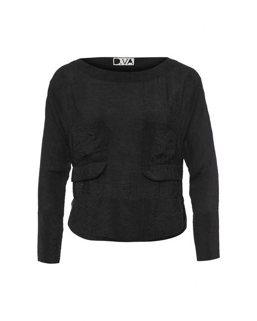 D.Va | Женская Чёрная Блуза