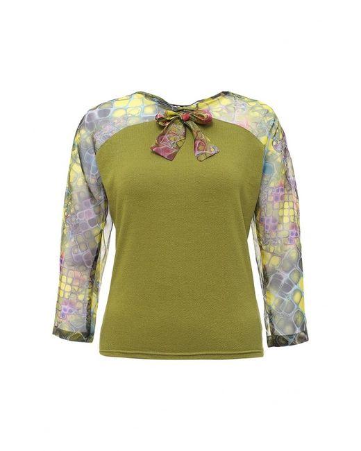D.Va | Женская Зелёная Блуза