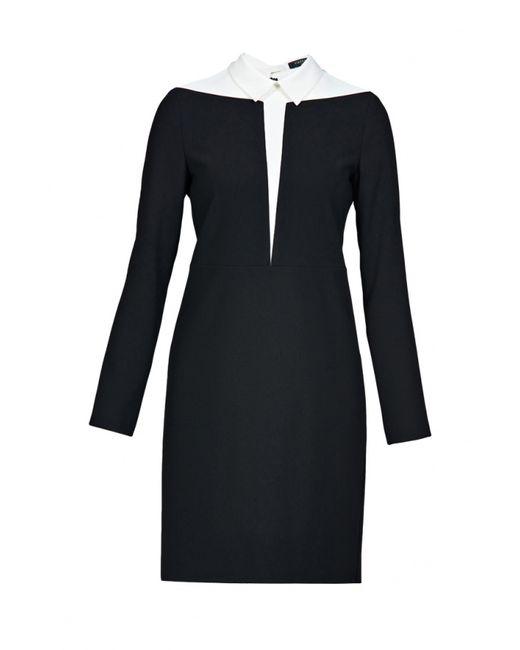 Vassa&Co | Женское Чёрное Платье